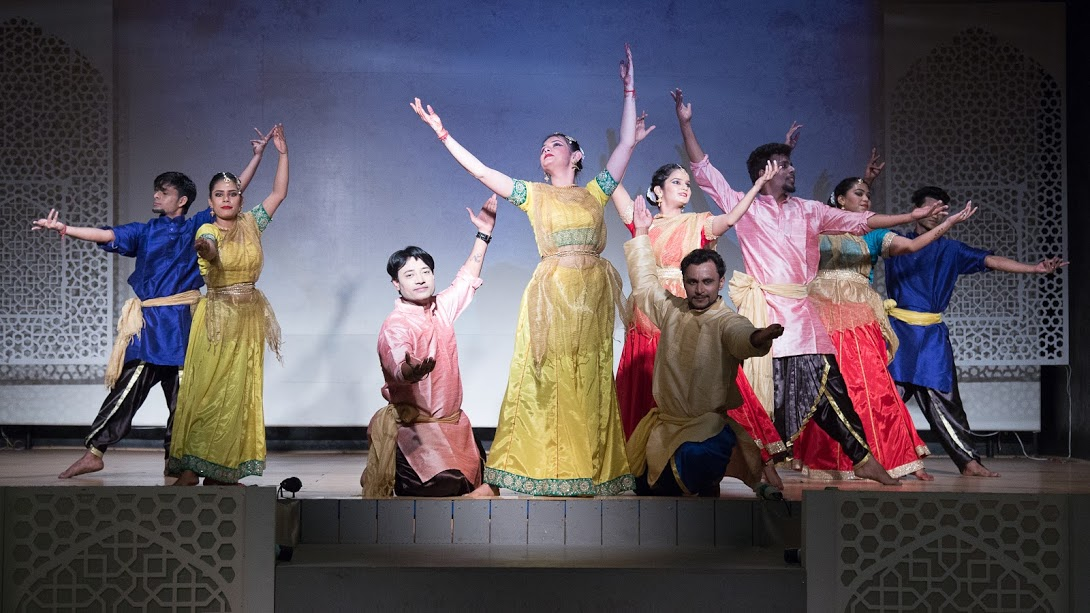Ghungroo – The Sounds of Yore: Delhi's First Dinner Theatre